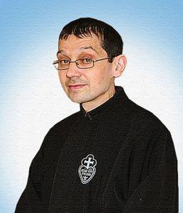 ŚP. o. Wojciech Kowalczyk CP