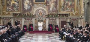 Papież Franciszek do Korpusu Dyplomatycznego - ANSA