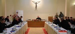 Pierwszy dzień XXIII Zebrania Prowincjalnego (ZP) Prowincji Chrystusa Króla SAC