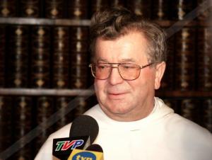 o. Marian Lubelski, paulin