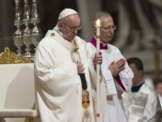 """Biada, gdyby w życiu duchowym doszło do przyzwyczajenia, biada, gdyby nasze charyzmaty skrystalizowały się w abstrakcyjnej doktrynie – wołał papież Franciszek podczas Mszy św. w <a class=""""mh-excerpt-more"""" href=""""http://www.zyciezakonne.pl/wiadomosci/swiat/badzcie-konkretnym-znakiem-bliskosci-boga-56514/"""" title=""""""""Bądźcie konkretnym znakiem bliskości Boga"""""""">[...]</a>"""