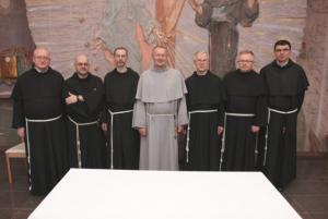 Harmęże. Nowy zarząd krakowskiej prowincji franciszkanów.