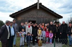 Albania: Wizytacja generalna w Bilaj