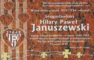 bł. o. Hilary Paweł Januszewski