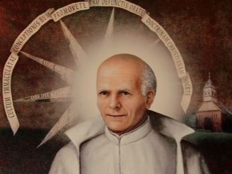 """""""Gdy teraz trwa dyskusja dotycząca aborcji i eutanazji, którą nazywa się """"instytucją godnej śmierci"""", wchodzi w świat ojciec Papczyński, który mówi o Niepokalanym Poczęciu."""