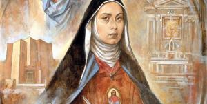 Założycielka Sióstr Redemptorystek, Matka Maria Celeste Crostarosa (1696-1755)
