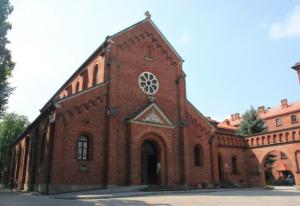 Sanktuarium św. Józefa oraz Klasztor Karmelitów Bosych w Wadowicach