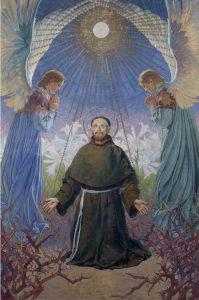 stygmaty św. Franciszka