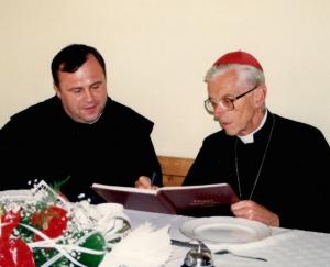 Śp. kard. Macharski popierał karmelitańskie inicjatywy duszpasterskie