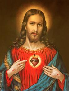 Najświętsze Serce Pana Jezusa