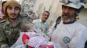 Dramat Aleppo trwa - AFP