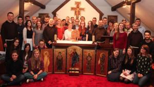 Nowy Lider Młodzieży Franciszkańskiej Tau