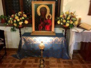 Matka Boża Częstochowska u franciszkanów
