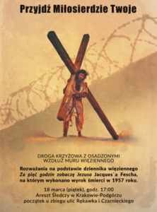 Kapelania Więzienna Ojców Trynitarzy w Krakowie