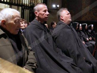Bracia albertyniprzybyli w czwartek, 8 grudnia na Jasną Górę.