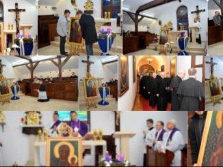 Dnia 22 grudnia 2016 r. do naszej wspólnoty krakowskiej przybyła kopia obrazu Matki Bożej Częstochowskiej.