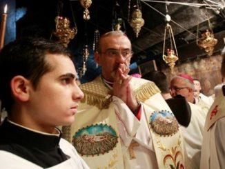 """Chrześcijanie są """"powołani, by postępować jak dzieci światłości"""" – przypomniał na rozpoczęcie nowego roku administrator apostolski łacińskiego patriarchatu Jerozolimy."""