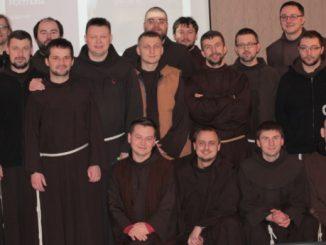Od 15 do 18 stycznia 2017 roku wnaszym klasztorze wChorzowie-Klimzowcu odbywały się doroczne spotkania kwinkwenalne.
