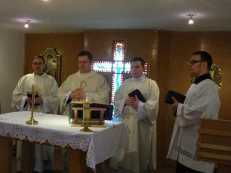 W dniach 23 – 25 lutego br., pijarskie Wyższe Seminarium Duchowne w Krakowie gościło w swych murach młodych pijarów z całej Polski.