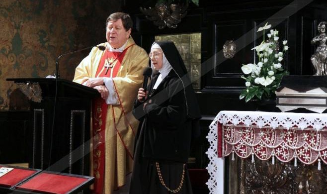 9. Zebranie Plenarne Konferencji Przełożonych Żeńskich Klasztorów Kontemplacyjnychtrwa na Jasnej Górze w dniach 28-31 marca.