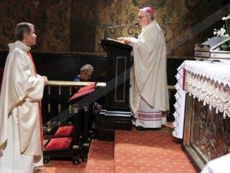 Abp Salvatore Pennacchio, Nuncjusz Apostolski w Polsce przewodniczył w czwartek, 30 marca Mszy św. dla Przełożonych Sióstr Klauzurowych.