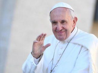 Papież Franciszek powiedział, że należy uznać to, co było pozytywne w reformie Marcina Lutra.