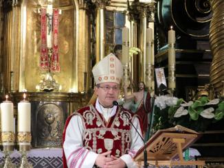 """Jezus jest jedyną strategią głoszenia Dobrej Nowiny – mówił bp Damian Muskus OFM podczas Mszy św. rozpoczynającej w Kalwarii Zebrzydowskiej kolejny dzień Kapituły prowincjalnej Ojców <a class=""""mh-excerpt-more"""" href=""""http://www.zyciezakonne.pl/wiadomosci/kraj/bernardyni-o-bp-damian-muskus-ofm-braci-kapitulnych-68207/"""" title=""""Bernardyni: O. bp Damian Muskus OFM do braci kapitulnych"""">[...]</a>"""