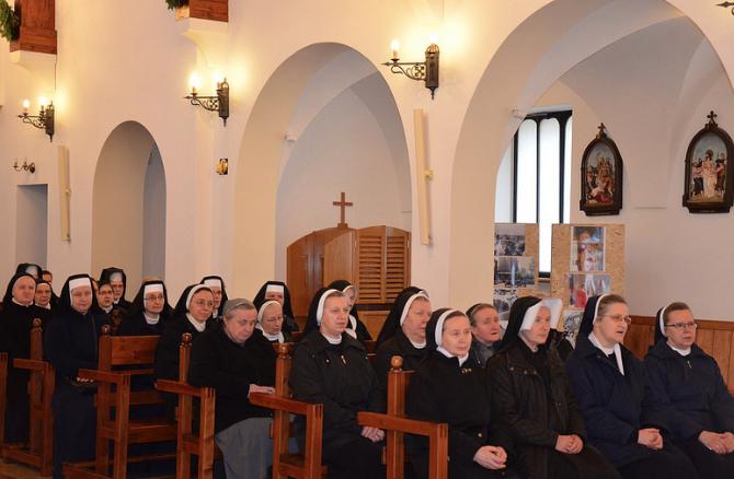Czcigodne i Drogie Siostry w Chrystusie Panu!