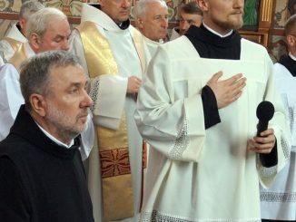 20 maja 2017r. wKaplicy Konwentu Bonifratrów p.w. Aniołów Stróżów wKatowicach obchodziliśmy jubileusz 25-lecia ślubów zakonnych Ojca Prowincjała Eugeniusza Kreta.