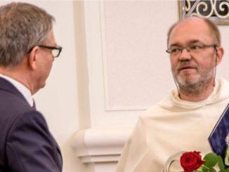 Polski dominikanin wyróżniony przez ministerstwo spraw zagranicznych Czech.