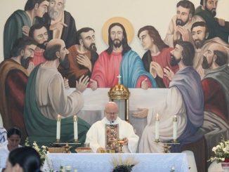 O. Jacek Leszczyński jest franciszkańskim misjonarzem w kraju, którego z misjami zwykle nie kojarzymy.