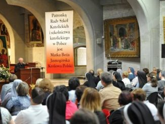 """Tradycyjnie przed rozpoczęciem nowego roku szkolnego na Jasnej Górze odbywa się Konferencja Dyrektorów Szkół Katolickich. Na spotkanie w poniedziałek, 21 sierpnia przybyło ponad 200 dyrektorów <a class=""""mh-excerpt-more"""" href=""""http://www.zyciezakonne.pl/wiadomosci/kraj/dyrektorzy-szkol-katolickich-jasnej-gorze-70972/"""" title=""""Dyrektorzy Szkół  Katolickich na Jasnej Górze"""">[...]</a>"""