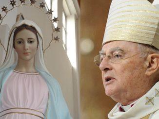 Abp Hoser jako specjalny wysłannik papieża Franciszka do Medjugorie ujawnia kulisy swojej pracy.