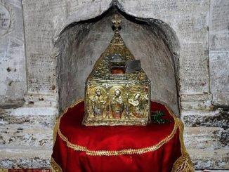 """Z 202. rocznicą urodzin św. Jana Bosko zbiegł się powrót jego relikwii do katedry w jego rodzinnej miejscowości Castelnuovo don Bosco w prowincji Asti w <a class=""""mh-excerpt-more"""" href=""""http://www.zyciezakonne.pl/wiadomosci/swiat/odnalezione-relikwie-sw-jana-bosko-powrocily-strony-rodzinne-70922/"""" title=""""Odnalezione relikwie św. Jana Bosko powróciły w jego strony rodzinne"""">[...]</a>"""