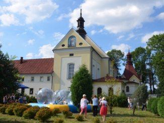 15 sierpnia, w uroczystość Wniebowzięcia Najświętszej Maryi Panny, odbył się w Kętach XI Festyn Franciszkański