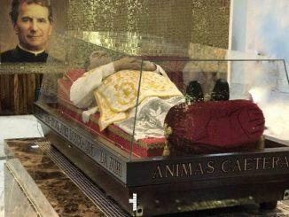 W dniu 27 sierpnia, w Sanktuarium Księdza Bosko w Brasilii, została poświęcona krypta dedykowana Świętemu Młodzieży.