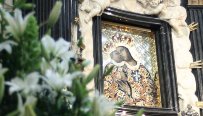 """130 lat temu Kościół potwierdził, że to jest miejsce niezwykłe. Dziś przybywamy tu, by podziękować Bogu za Maryję – mówił bp Edward Białogłowski podczas Mszy <a class=""""mh-excerpt-more"""" href=""""http://www.zyciezakonne.pl/wiadomosci/kraj/130-rocznica-koronacji-cudownego-obrazu-matki-bozej-kalwaryjskiej-70889/"""" title=""""130. rocznica koronacji cudownego obrazu Matki Bożej Kalwaryjskiej"""">[...]</a>"""
