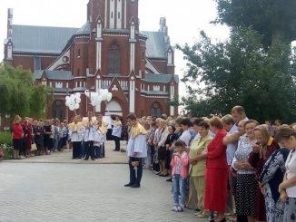 Wostatnią niedzielę sierpnia br. michalicka parafia w Szydłowicach na Białorusi dziękowała Bogu za 25 ofiarnej pracy sióstr ze Zgromadzenia Matki Bożej Miłosierdzia na tutejszej ziemi.