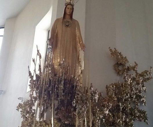 20 sierpnia, z okazji 100-lecia objawień Matki Boskiej Fatimskiej, w Katedrze w Irkucku na Syberii odbyła się uroczystość koronacji figury Niepokalanego Serca Matki Bożej.