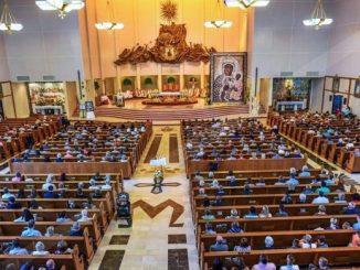 Główne obchody jubileuszowe 300-lecia Koronacji Cudownego Wizerunku Matki Bożej Częstochowskiej na terenie Stanów Zjednoczonych miały miejsce 10 września br. w Amerykańskiej Częstochowie.