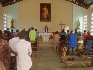 W sierpniu 2017 r. minęło pięć lat obecności Zgromadzenia Księży Misjonarzy św. Wincentego a Paulo w Beninie.