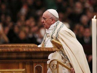 Franciszek jest pierwszym w historii papieżem, który zagrał samego siebie w ekranowej fabule.