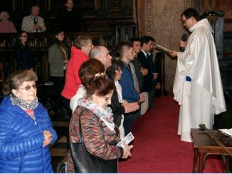 W setną rocznicę założenia stowarzyszenia maryjno-apostolskiego Rycerstwo Niepokalanej przez św. Maksymiliana Kolbego, przy Klasztorze Franciszkanów w Krakowie odbyły się przedsięwzięcia podkreślające tę znamienną datę.