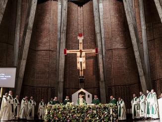 Bracia zapraszają na konferencję popularno-naukową i do wspólnego dziękczynienia. Wsobotę, 28 października, wklasztorze nawarszawskim Służewie odbędzie się całodniowa konferencja popularno-naukowa zokazji 80. rocznicy utworzenia klasztoru.