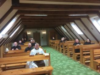 W dniach od 23 do 27 października 2017 roku w Gietrzwałdzie trwa druga tura naszych rekolekcji zakonnych.