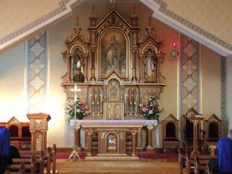 W Domu Prowincjalnym Sióstr św. Jadwigi w Katowicach-Bogucicach ks. abp Wiktor Skworc poświęcił nowy ołtarz oraz kaplicę.