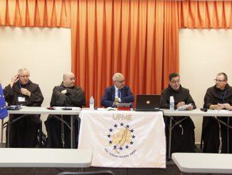 W dniach 22-29 października br. w Barcelonie miała miejsce konferencja ministrów prowincjalnych Zakonu Braci Mniejszych z kontynentu europejskiego.