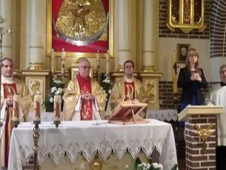 22 października 2017 roku w Kaplicy Trójcy Świętej w Domu Misyjnym Księdza Orione w Zduńskiej Woli obchodzono jubileusz 55-lecia Duszpasterstwa Niesłyszących.