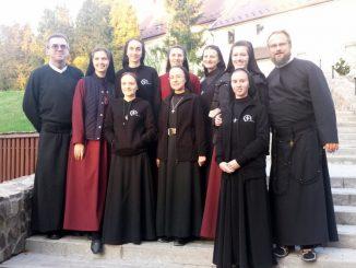 W dniach 24-30 września 2017 r. na Ukrainie odbył się kurs duchowości redemptorystowskiej dla ojców i braci redemptorystów, sióstr redemptorystek kontemplacyjnych i sióstr redemptorystek misjonarek.