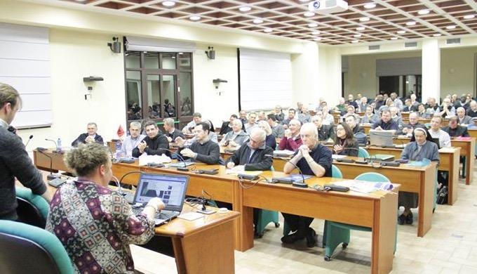 """W Montebello (Włochy) od 12 do 15 listopada br odbywał się VI Orioński Kongres Misyjny, w którym wzięło udział ponad 90 delegatów z całego świata, <a class=""""mh-excerpt-more"""" href=""""http://www.zyciezakonne.pl/wiadomosci/swiat/vi-orionski-kongres-misyjny-montebello-73124/"""" title=""""VI Orioński Kongres Misyjny w Montebello"""">[...]</a>"""